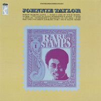 Johnnie Taylor - Rare Stamps