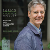 Zurich Chamber Orchestra / Willi Zimmermann - Fabian Müller: Works for String Orchestra