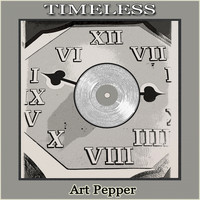 Art Pepper - Timeless