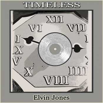 Elvin Jones - Timeless