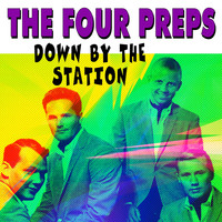The Four Preps - Down by the Station
