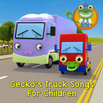 Toddler Fun Learning - Gecko's Truck Songs for Children