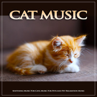 Cat Music, Music For Cats, Music for Pets - Cat Music: Soothing Music For Cats, Music For Pets and Pet Relaxation Music