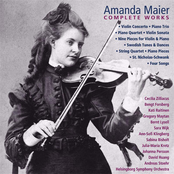 Various Artists - Amanda Maier: Complete Works