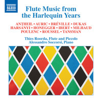 Thies Roorda / Alessandro Soccorsi - Flute Music from the Harlequin Years