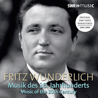 Fritz Wunderlich - Fritz Wunderlich: Arias from the 20th Century (Live)