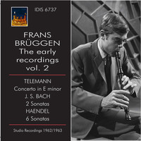 Frans Brüggen - The Early Recordings, Vol. 2
