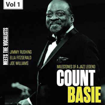 Count Basie - Milestones of a Jazz Legend - Meets the Vocalists, Vol. 1