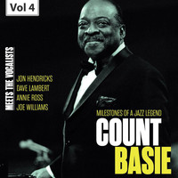 Count Basie - Milestones of a Jazz Legend - Meets the Vocalists, Vol. 4