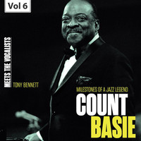Count Basie - Milestones of a Jazz Legend - Meets the Vocalists, Vol. 6