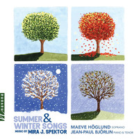 Maeve Höglund / Jean-Paul Björlin - Summer & Winter Songs