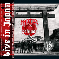 Martyr - Live in Japan