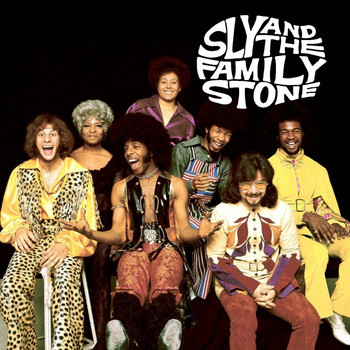 Sly And The Family Stone - At The Beeb