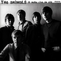 The Animals - Is Here Live On Air