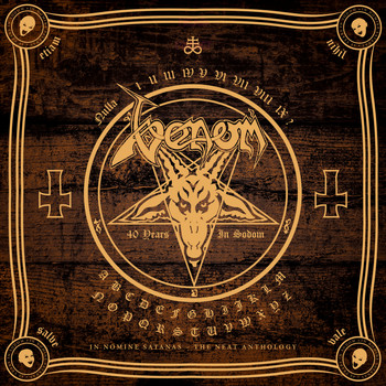 Venom - In Nomine Satanas (Deluxe Edition) (2019 - Remaster [Explicit])