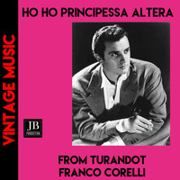 "Franco Corelli - No no principessa altera.. (From ""Turandot"")"
