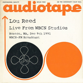 Lou Reed - Lou Reed - Live From WBCN Studios, Boston, MA Dec 9th 1991 WBCN-FM Broadcast