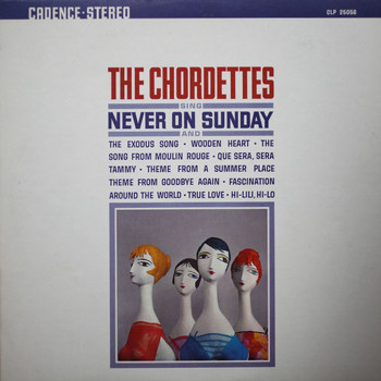The Chordettes - Never on a Sunday