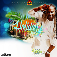 I-Octane - Holiday