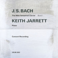 Keith Jarrett - J.S. Bach: The Well-Tempered Clavier, Book I (Live in Troy, NY / 1987)