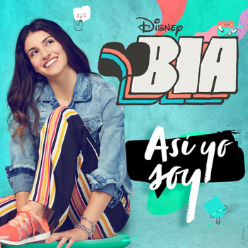 Various Artists - BIA – Así yo soy (Music from the TV Series)
