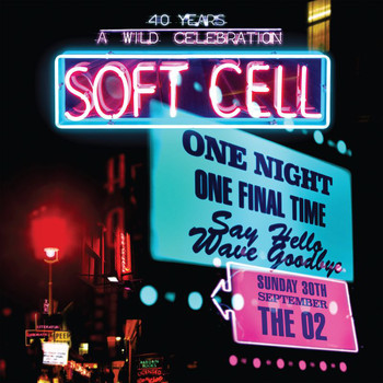 Soft Cell - Together Alone (Live At The 02 Arena, London / 2018)
