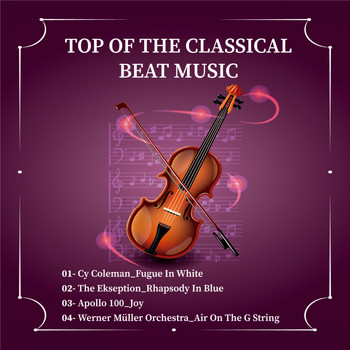 Various Artists - Top of the Classical-Beat Music