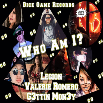 Legion - Who Am I? (feat. G3ttin Mon3y & Valerie Romero) (Explicit)