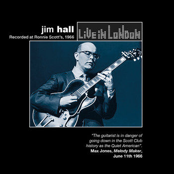 Jim Hall - Live in London