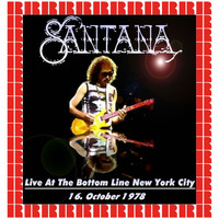 Santana - The Bottom Line, New York, October 16th, 1978 (Hd Remastered Edition)