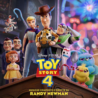Randy Newman - Toy Story 4 (Colonna Sonora Originale)