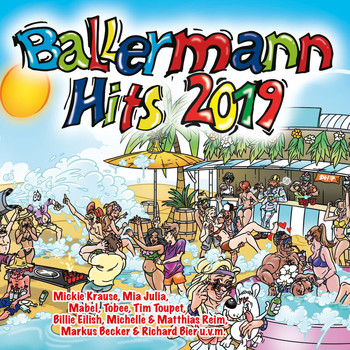 Various Artists - Ballermann Hits 2019 (Explicit)