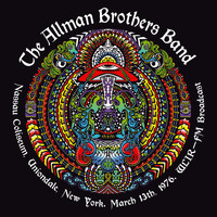 The Allman Brothers Band - Nassau Coliseum, Uniondale, NY, March 13th 1976 WLIR-FM Broadcast (Remastered)