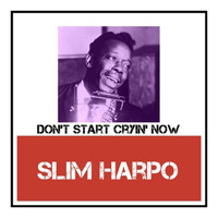 Slim Harpo - Don't Start Cryin' Now