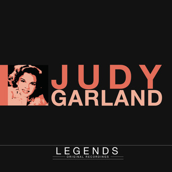 Judy Garland - Legends - Judy Garland
