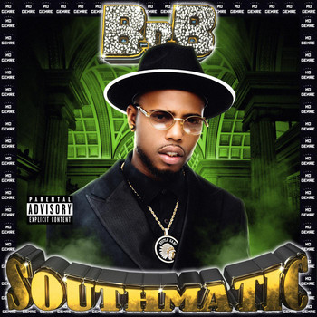 B.o.B - Southmatic (Explicit)