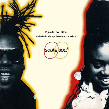 Soul II Soul - Back To Life (Klatch Deep House Remix)