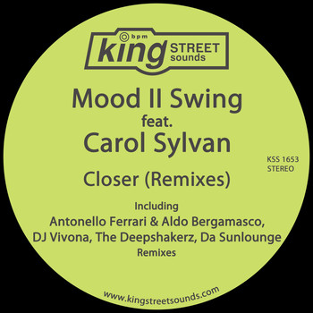 Mood II Swing Feat. Carol Sylvan - Closer