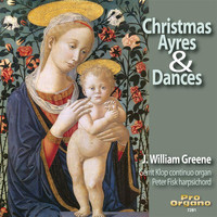 J. William Greene - Christmas Ayres & Dances