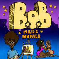 B.o.B - Magic Number (Explicit)
