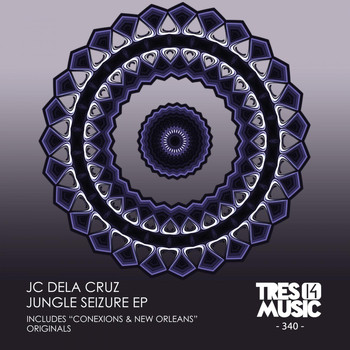 JC Delacruz - JUNGLE SEIZURE EP