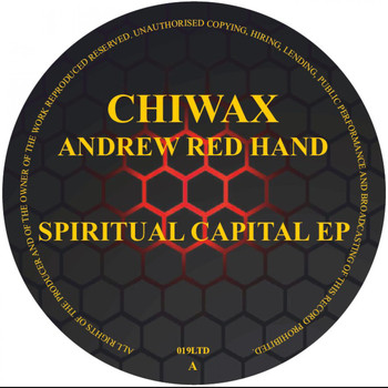 Andrew Red Hand - Spiritual Capital EP