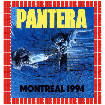 "Pantera - ""Far Beyond Live"", Metropolis, Montreal, Canada, April 10th, 1994"