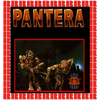 Pantera - Live Usa. Various Venues And Dates From The 1992-1993 Era