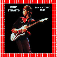 Dire Straits - Majestic Theatre, San Antonio, USA, 16th August 1985