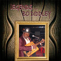 Bo Diddley - Legends: Bo Diddley