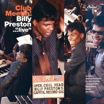Billy Preston - Club Meetin'