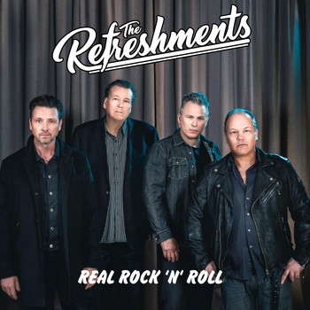 The Refreshments - The Refreshments - Real Rock 'n' Roll