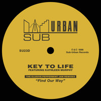 Key To Life - Find Our Way (Breakaway) [feat. Kathleen Murphy] (The Elusive / Peppermint Jam Remixes)