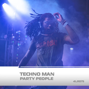 Techno Man - Party People